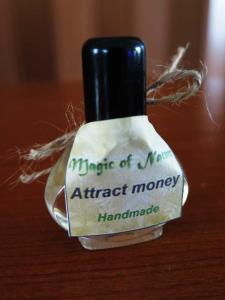 Магический аромат для привлечения денег.