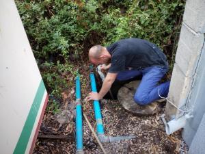 Прочистка общей канализации в Хайфе