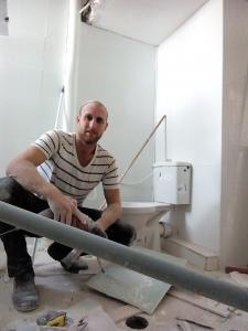 Ремонт ванной комнаты в Хайфе