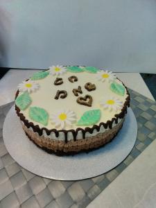 Массовые торты на праздники начиная с 150шекелей.