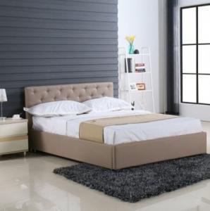 Двуспальная кровать PASSION с ящиком для постельного белья