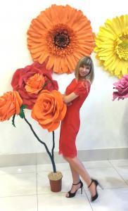 """Вечеринка """"Майская роза"""" в Ришоне"""
