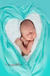Newborn фотосессии