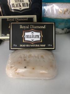 Антицеллюлитное мыло Aroma Dead Sea