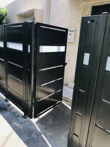 Забор+Входная дверь
