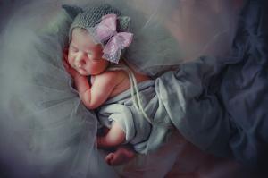 профессиональный фотограф новорождённых