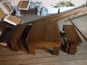 Садовая и балконная мебель всевозможных конфигураций