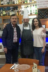 Наши гости: Леонид Серебренников и Валерия Ланская