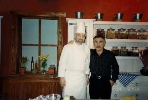 Друг нашего ресторана:Леонид Каневский