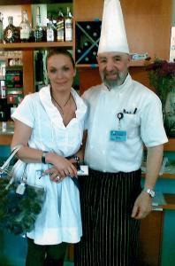 Наша гостья:Марина Могилевская