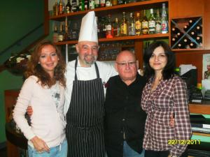 Наши гости:М.Рудинштейн и Е.Захарова