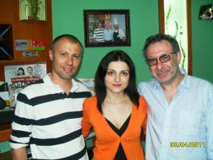 Наш гость: Евгений Маргулис