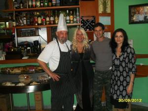 Наши гости:Антон и Виктория Макарские