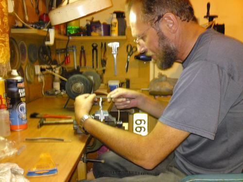 Заточка инструментов для маникюра