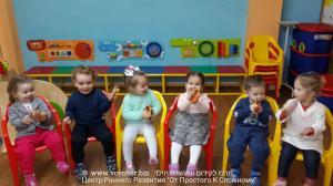 младшая группа -  музыкальные занятия