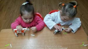 младшая группа -  изучаем домашних животных