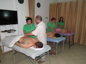 """Курсы массажа и мануальной терапии в Израиле на русском языке. Учебный центр """"ELEGANT"""""""
