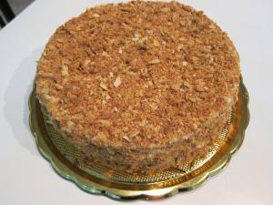 """Торт """"Наполеон"""" усовершенствованный"""