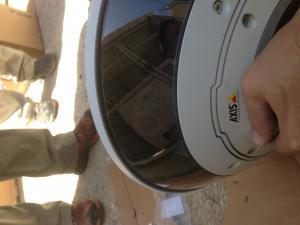 Камера PTZ с 5-тью добавочными камерами вокруг