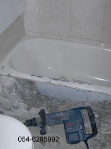 замена ванной на душевую кабину