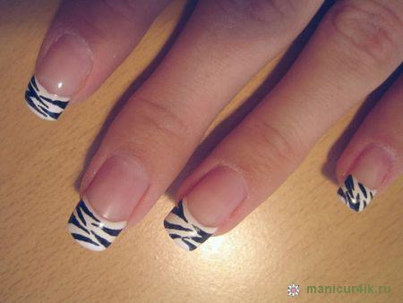 Описание: Модный дизайн ногтей сезона осень-зима 2012-2013 (фото.