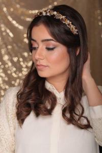 Ободки в стиле Dolce & Gabbana из натуральных камней прекрасное дополнение любого образа.