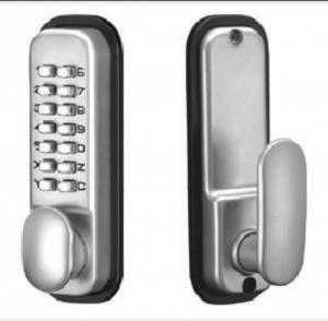 кодовый механический замок без ключа