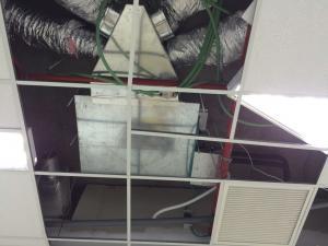Установка системы фенкойль в Кирьйоне