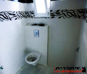 Полный ремонт ванной комнаты в хайфе