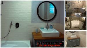 Полный ремонт ванной комнаты на севере страны