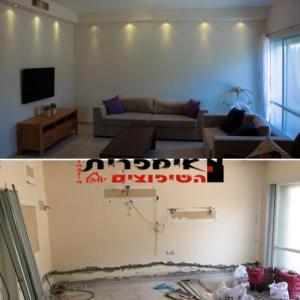 ремонт квартир в хайфе
