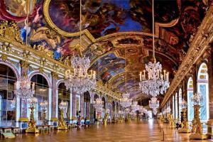 Роскошь Версальского дворца.