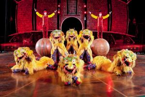 Монреаль,Знаменитый Cirque du Soleil