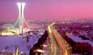 Монреаль, Олимпийский стадион.