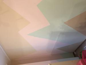 покраска детской комнаты