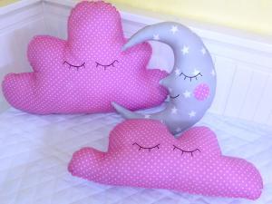 Подушки для детской кроватки