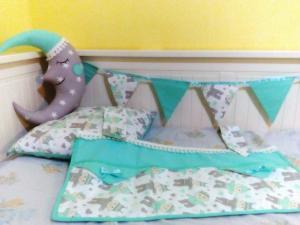 Набор для кроватки младенца