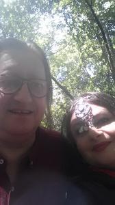 Я и Анатолий Леденёв (финалист 12 сезона Битвы экстрасенсов ) (Сэлфи)