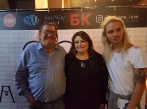 Гера Скандал , я и Анатолий Леденев ( финалист 12 сезона Битвы Экстрасенсов, телеканал Тнт)