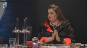 на Израильском телевидении ILand-интервью с известной Израильской ясновидящей и медиумом-Региной Федоренко