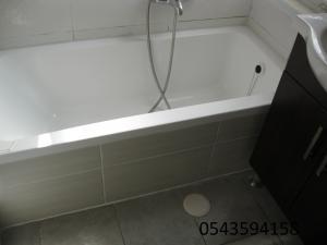 После... Установка акриловой ванны