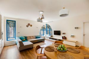 Дизайн и перпланировка квартиры в Иерусалиме. 2016г
