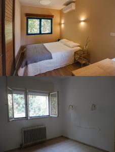 Комната до и после.
