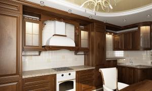 Кухня фасады МДФ полимер