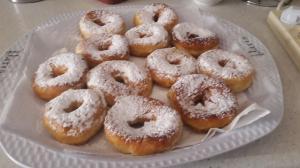 Пончики на заказ 054-5290687