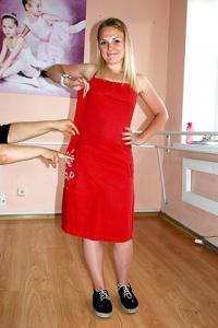 Моя клиентка - Москаленко Мария, восстановление после родов, 2 месяца занятий пилатес+ БодиФлекс: - 4 кг жировой ткани, -30 см оъёма.