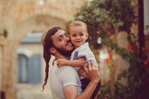 Семейная съемка в Иерусалиме