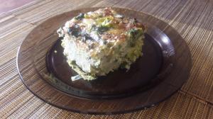 Питаться здорово, это не значит, НЕ вкусно. Запеканка с брокколи и зеленью - прекрасный завтрак или ужин , - легкий, сытный и очень полезный!