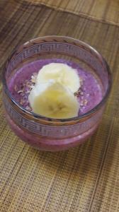 Пудинг из семян чиа, - кладезь антиоксидантов и источник омега3, - прекрасная альтернатива привычным сладостям
