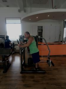 Укрепление мышц бедра